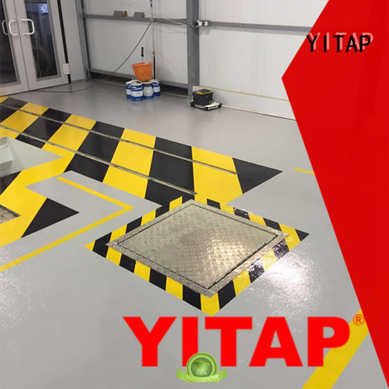 YITAP high density pe warning tape international for decking