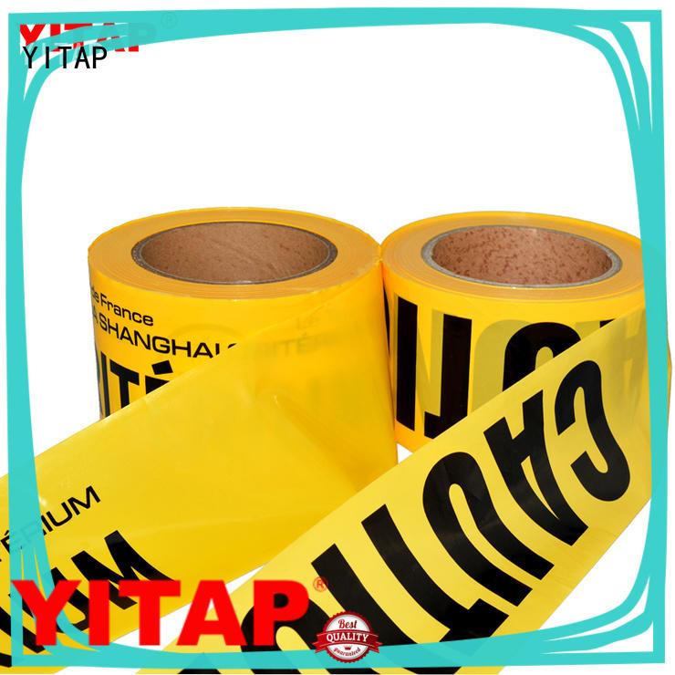 anti slip barricade tape supply