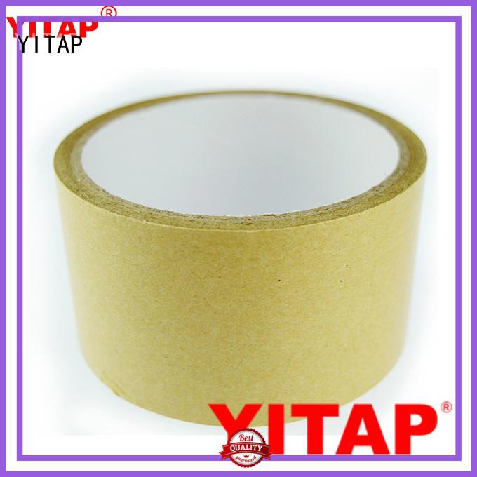 YITAP high density kraft paper tape for sale for car printing