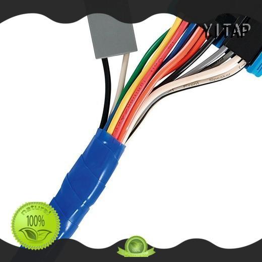 custom electrical tape splicing for doors