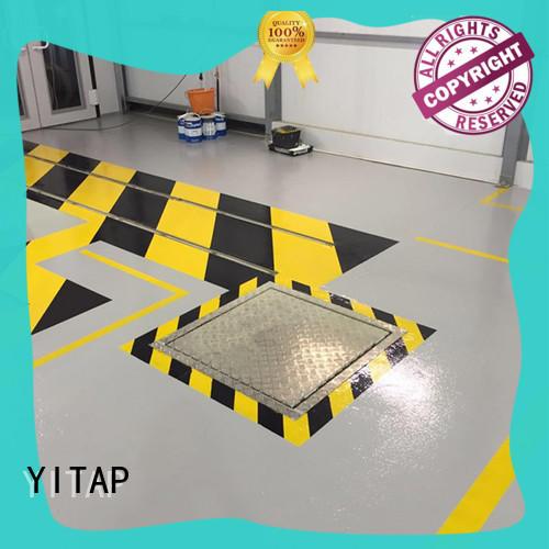 YITAP high density warning tape price for tiles