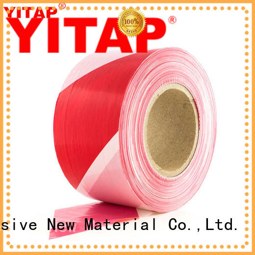 YITAP safety barricade tape roll apply for steps