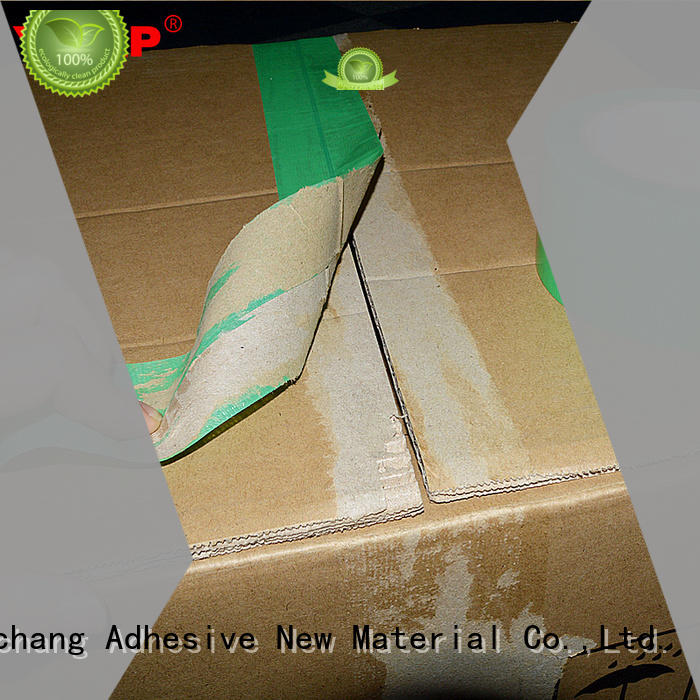 YITAP high density paper packing tape wholesale for car printing