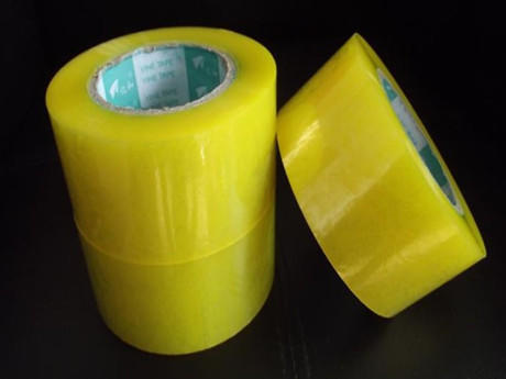 Is adhesive tape poisonous?