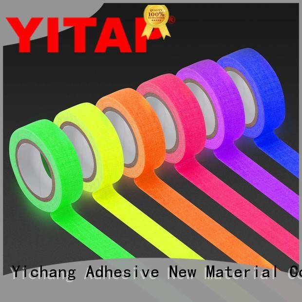 transparent auto body tape permanent for fabric
